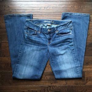 American Eagle size 10L super stretch jeans